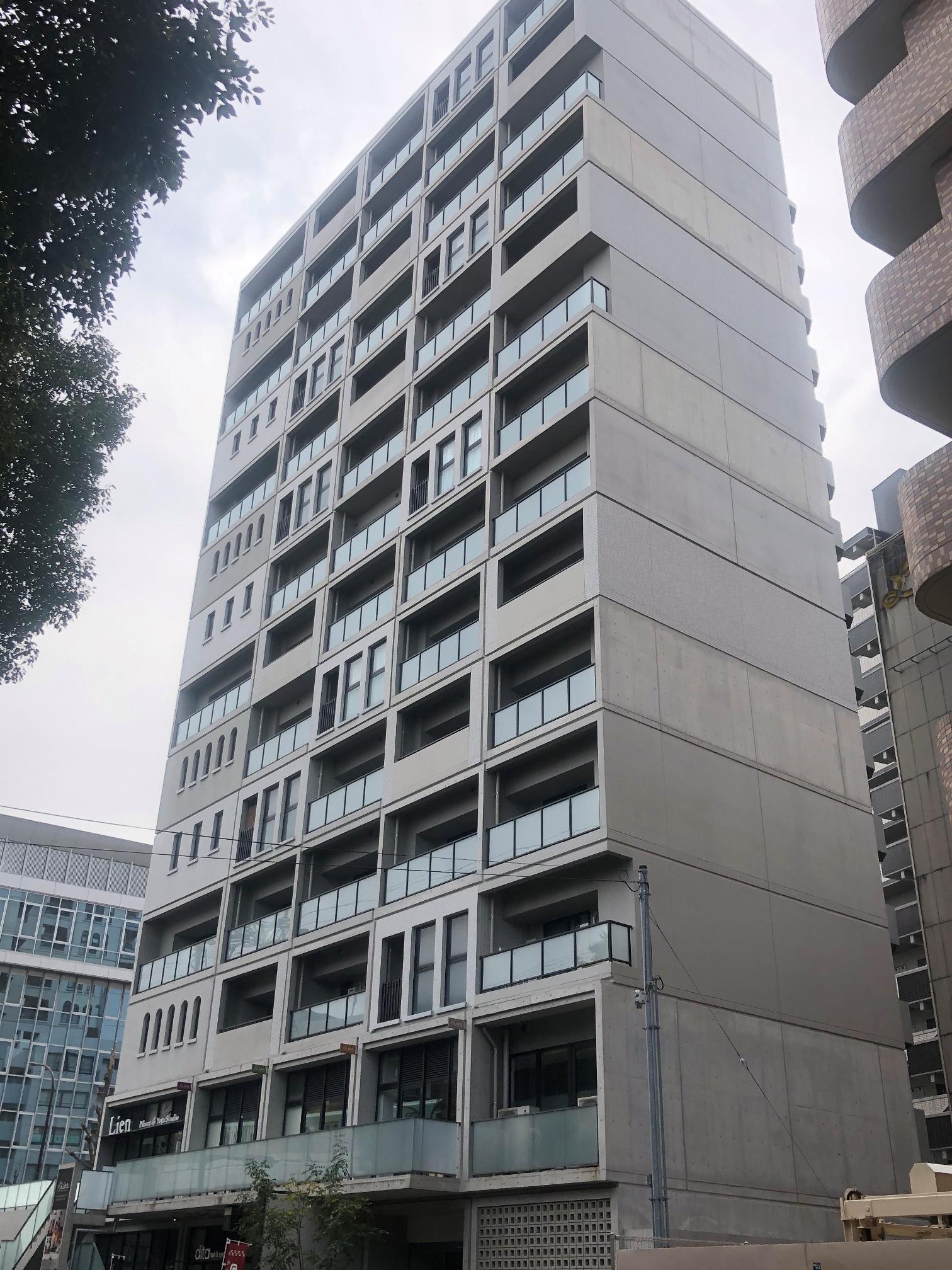 福岡市南区 Rマンション 3 2015年竣工