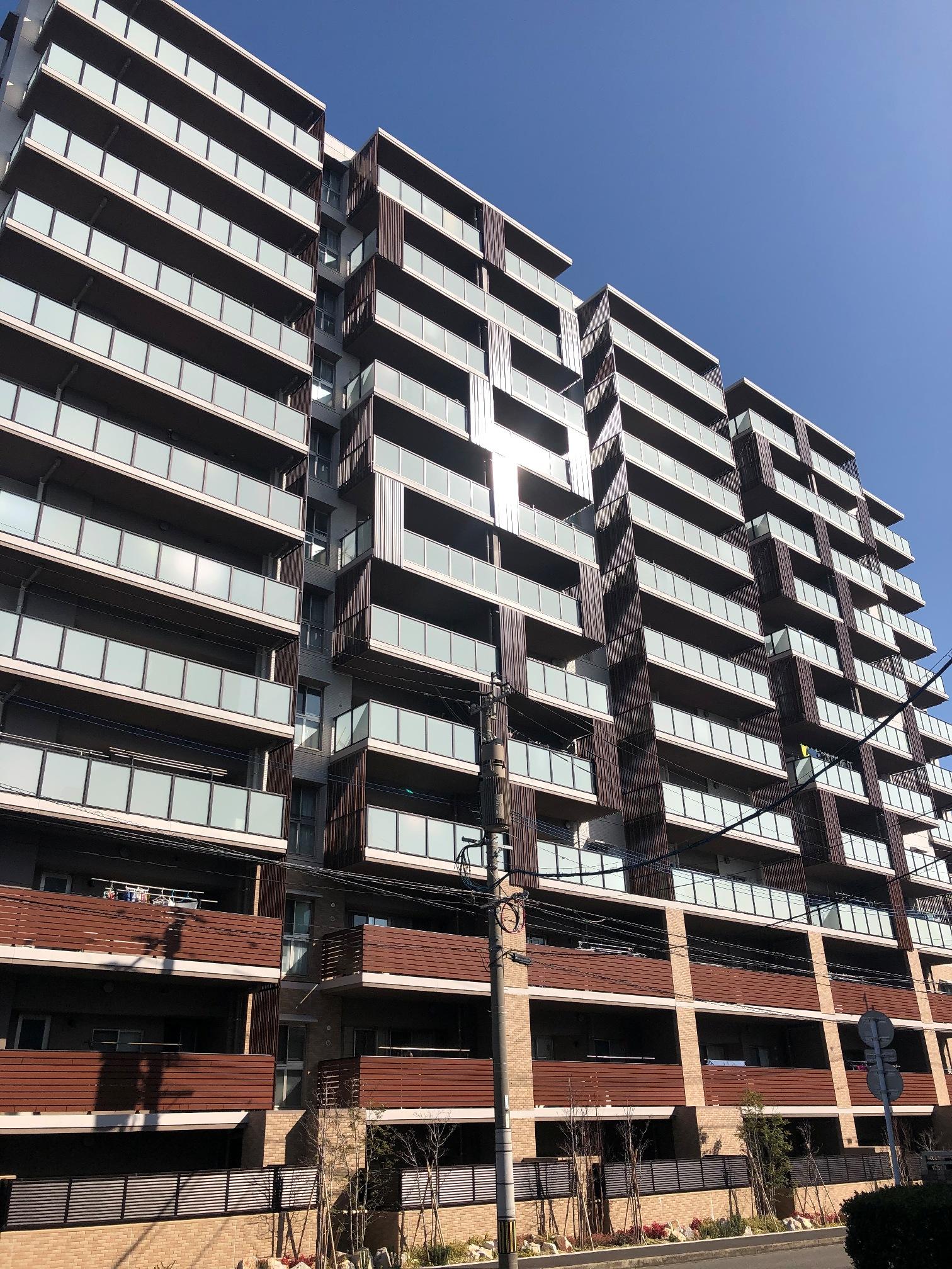 福岡市西区 Sマンション 2019年竣工 1