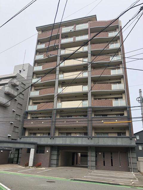 福岡市博多区 Fマンション 2015年竣工 2