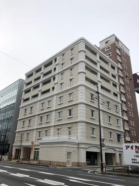 福岡市博多区 Rビル 2019年竣工 1
