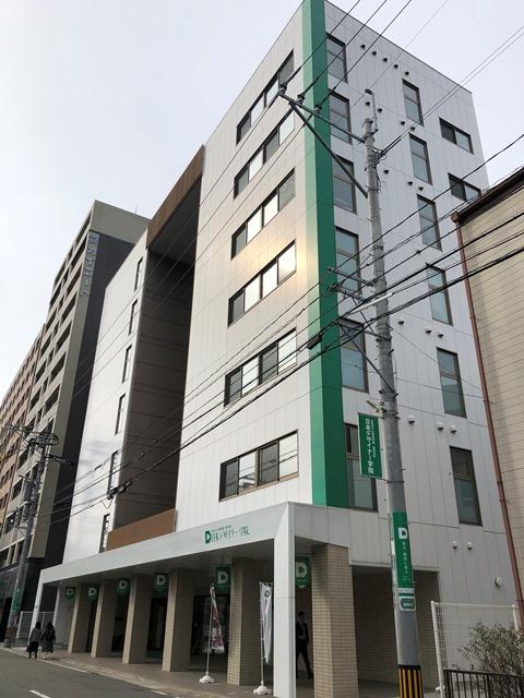 福岡市博多区 某学校施設 (1) 2015年竣工