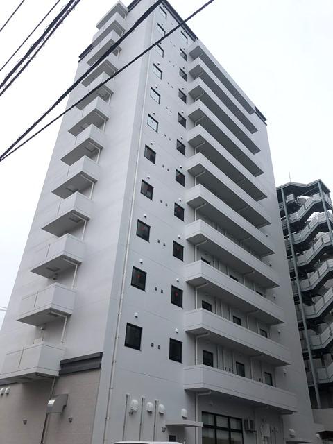 福岡市博多区 山王1丁目ホテル 2020年竣工 (2)