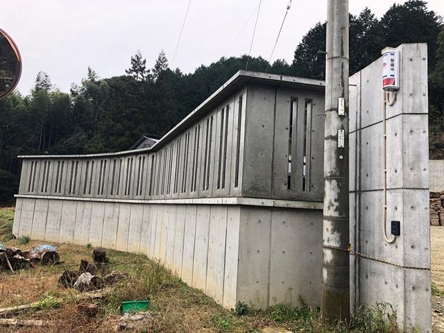 福島工務店成竹倉庫 2020年竣工 (1)