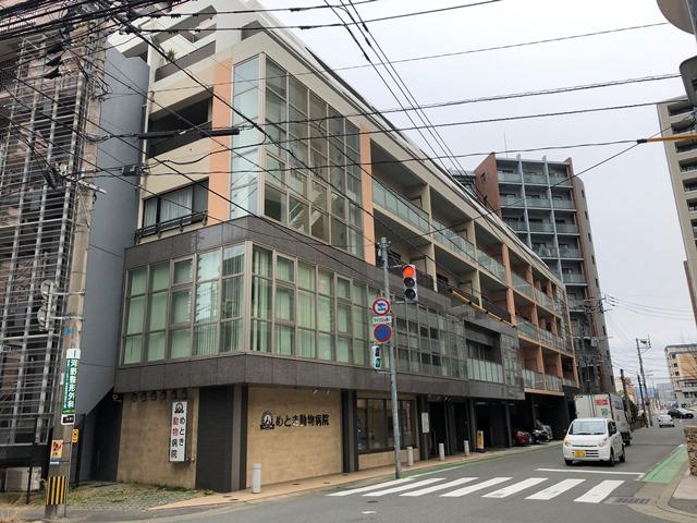 福岡市博多区 Kビル  2011年竣工 1
